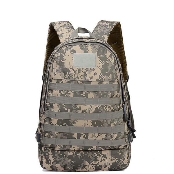 Designer Rucksack Camouflage Rucksäcke mit USB-Ladeloch Militärische Taktische Tasche Messenger Reisetasche