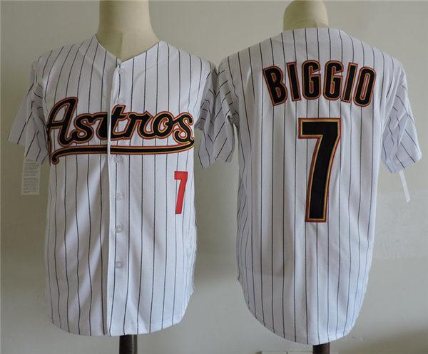 # 7 Craig Biggio Houston