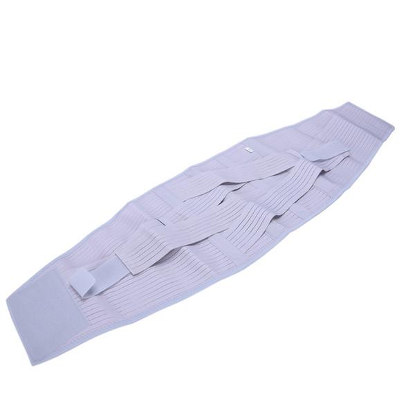 Sostegno per la schiena con cintura alta Supporto per colonna vertebrale Uomo Donna Cinture Traspirante Corsetto lombare Supporto per la schiena ortopedico