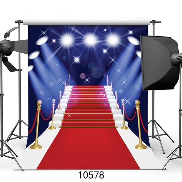 Vinilo personalizado Fotografía Telones de fondo Prop digital impreso Escenario vertical tema Photo Studio Fondo JLT-10578