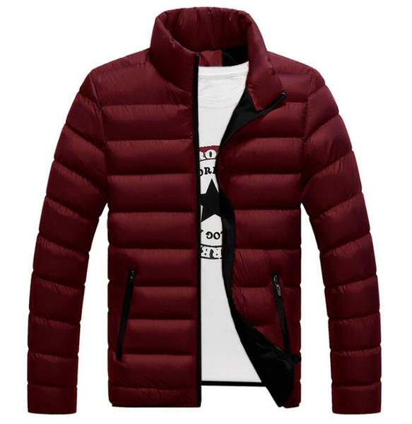 remise spéciale de factory Nouvelle 2018 Winter Jacket Men Mode Homme Automne Hiver 2018 Parka Men Winter  Manteau Homme Hiver From Finebeautyone, $32.59 | DHgate.Com