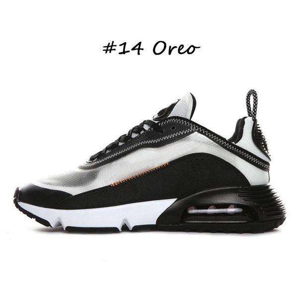 #14 Oreo