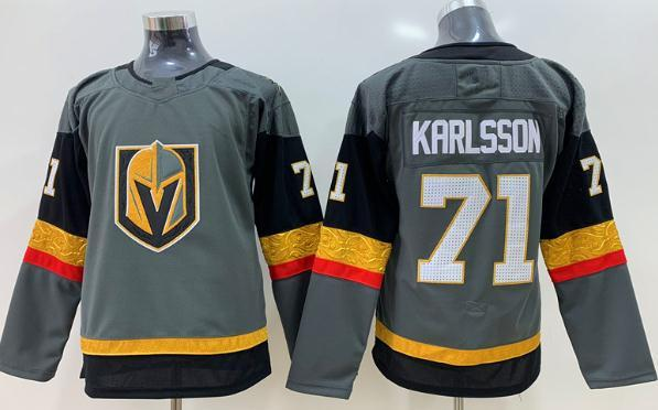 71 William Karlsson Gray