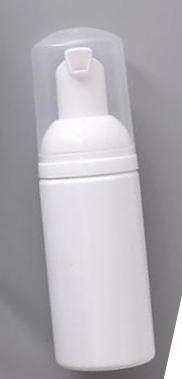 Bottiglia bianca da 60 ml