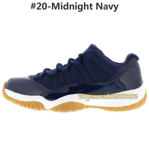 # 20-Low Midnight Navy