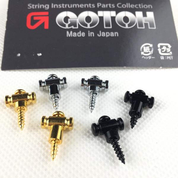 Nissan GOTOH accordeur de guitare électrique tête guide guide fente accordeur accord de corde presseur boucle RG15RG30