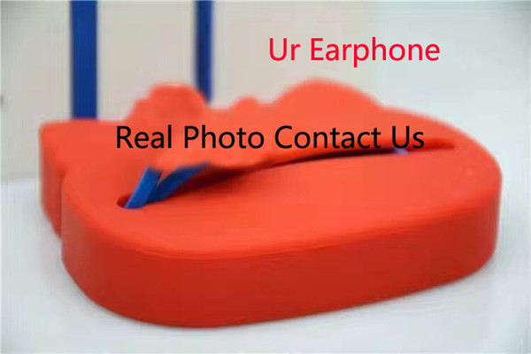 Ur6eats Earphone 3.5mm In Ear Headphone Stereo Headset Great Sounds Qualtiy Earbuds With Sealed Retail Box Wholesale DHL Drop shipping