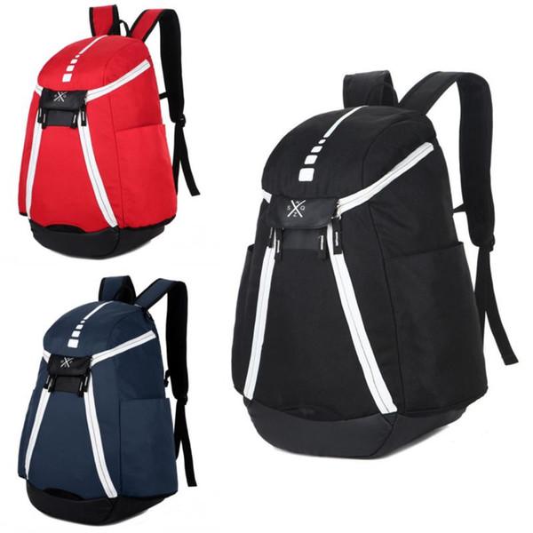 New USA National System Designer Backpack Men Women School Bags Outdoor Backpack Boys Girls Schoolbags Black Blue Red Designer Bags