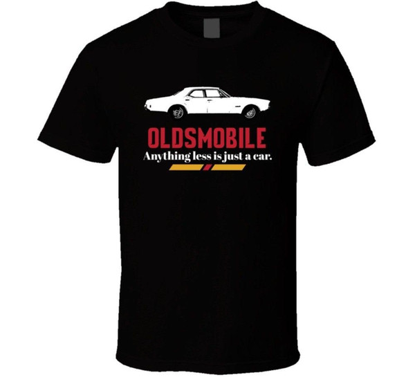 1968 Oldsmobile Delmont 88 7 5l V8 Anything Less Is Just A Car Fan T Shirt
