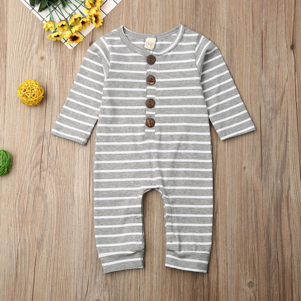 Newborn Baby Girl Rabbit Tail Romper Bodysuit Jumpsuit Playsuit Outfits Clothes