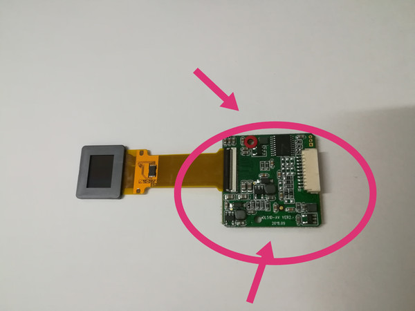 Driving Circuit Board Of 0 5 Inch OLED Micro Display Resell Electronics  Sell Electronics For Cash From Szsonicom, $48 25| DHgate Com