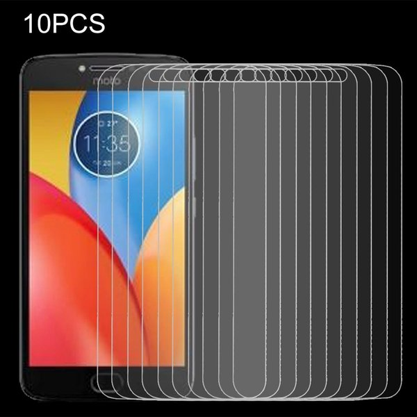 10 PCS para Motorola Moto C 0.3mm 9H Surf