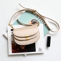 Дизайнерская цепочка на одно плечо сумка высокого класса люкс седло воловья кожа одно плечо диагональный крест сумка высокого качества дамской моде крышка маленькая