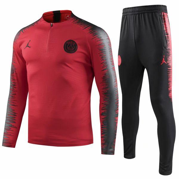 Men's sports tights fitness set quick dry gym spring/summer basketball equipment running training set morning running coat training wear red