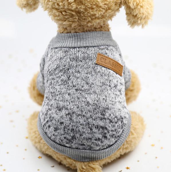 vêtements pour chiens vêtements pour chiens New Pet mode pull pull vêtements pour animaux de compagnie fournitures pour animaux de compagnie vêtements pour chats