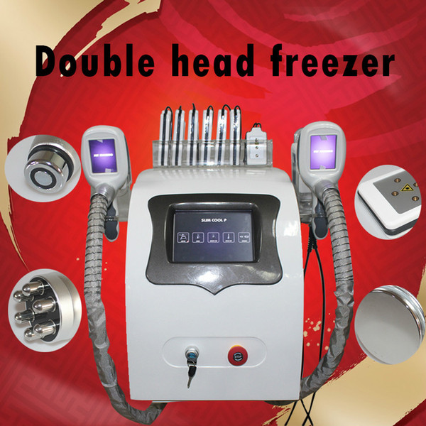 2019 Weight loss freeze fat cell body slimming vacuum cryolipolysis machine Cryotherapy System Fat Freeze Body Contouring Machine