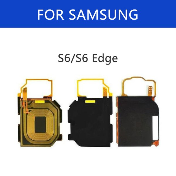 NFC Antenna Repair Part For Samsung Galaxy S6 S6 Edge Wireless Charger Chip  NFC Antenna Phone Parts China Phone Parts Store From Panyuguan, $1 38 