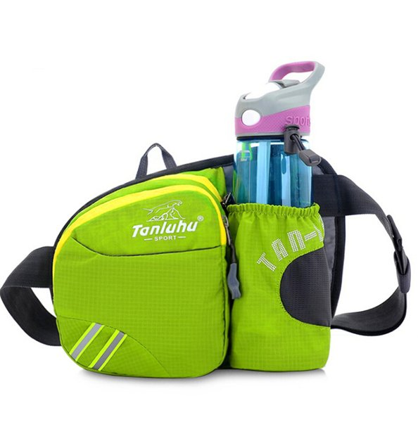 Running pockets outdoor sports fitness multi-purpose riding mountaineering marathon sports equipment bottle pockets