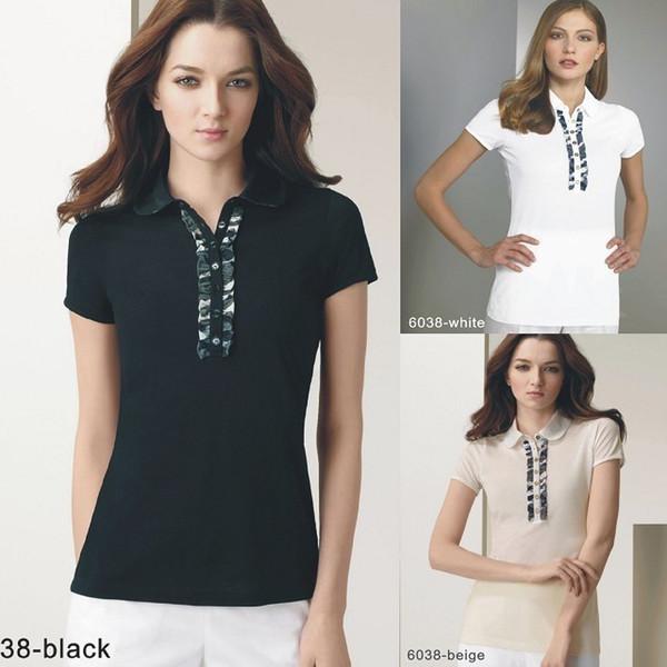 2019 neue hochwertige Baumwolle bedruckt Damen T-Shirt 54 #
