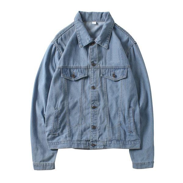 Brand Luxury Designer Jacket Men Women Fashion Denim Print Tops CHAMPIONS New Sports Casual Trend Jackets Classic Button Design