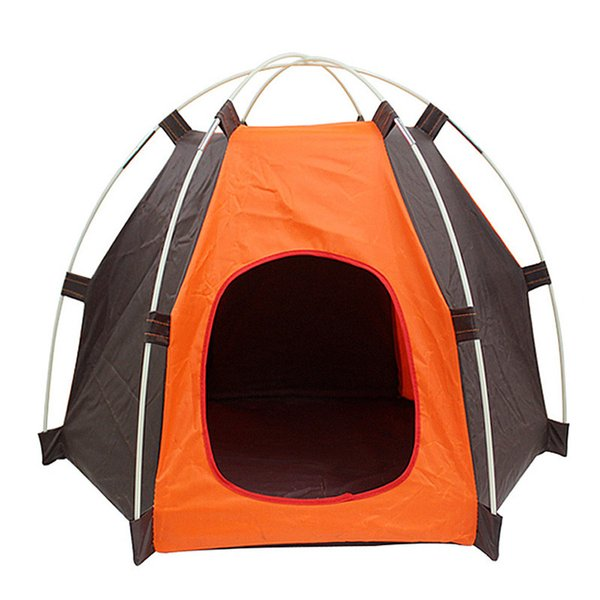 2019 Hot Sale Portable Folding Sunshade Tent Playpen Cage Waterproof Large Space Exercise Play Indoor Outdoor Dog Cat Kennel New