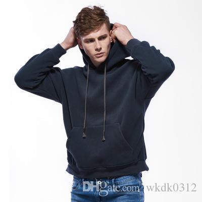 Nueva marca de hombres con capucha diseñador clásico bordado tridimensional moda casual deportes 4 colores chaqueta retro americana con capucha