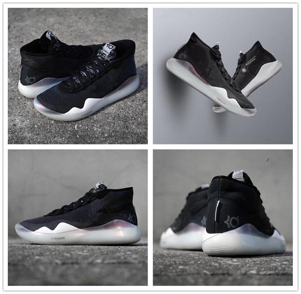 2019 Vente chaude Zoom Kd 12 EP Le Jour Un Hommes Chaussures 12ème Édition Entraînement Sportif Baskets Kevin Durant Chaussures US 7-12