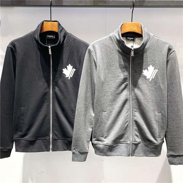 DSQUARED2 DSQ2 2019 FW Nuovo arrivo Designer di alta qualità D2 Giacche Abbigliamento uomo Streetwear Capispalla Cappotti M-3Xl DS262
