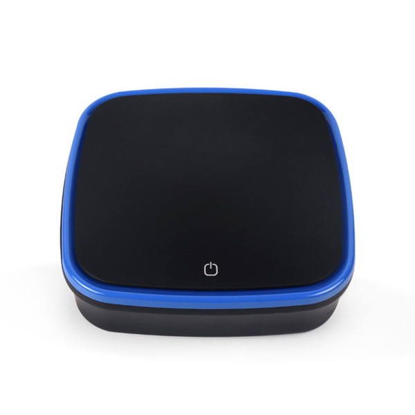 Синий с розничной коробке