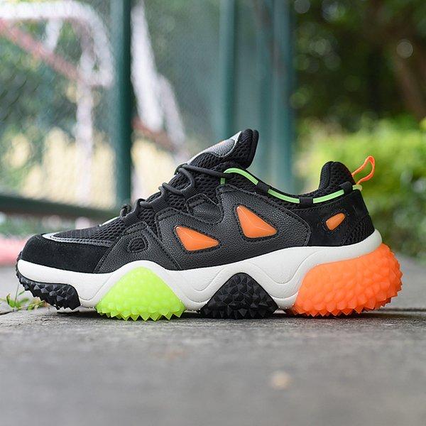 naranja negro voltios