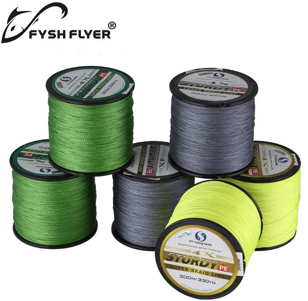 ishing lines 8 300M Brand Superpower 4 Strands Strong Japan Multifilament 100%PE Braided Fishing Line 8,10, 20,30,40,60 LB Precision leng...