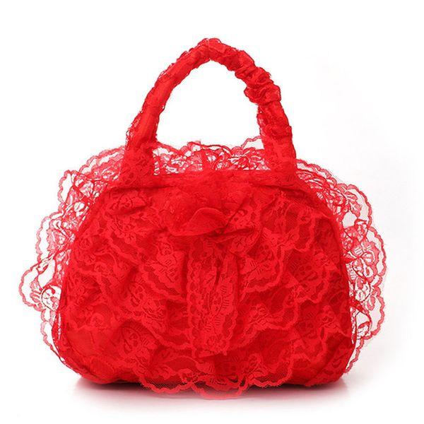 2019 Bridal Bag Wedding Purse Ladies Women Evening Bags Lace Bridal Beautiful Elegant Handbags Fa$b Women Bag