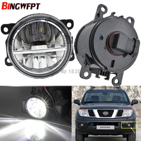Fits Nissan Note E11 35w Super White Xenon HID Front Fog Light Bulbs Pair
