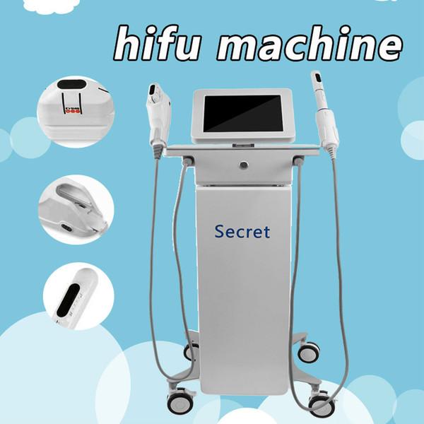 Медицинская интенсивность ранга HIFU высокая сфокусировала удаление морщинки машины подтяжки лица ультразвука Hifu с головкой 7 для тела стороны влагалищного затягивает