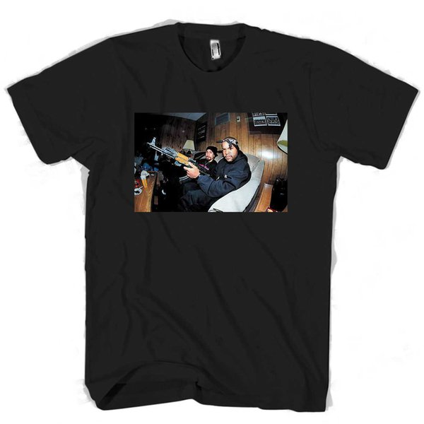 classic styles good service large discount Ice Cube BReal Cypress Hill Ak47 Men'S T Shirt Black Size: S To XXL A Team  Shirts Be T Shirts From Papastees, $10.64| DHgate.Com