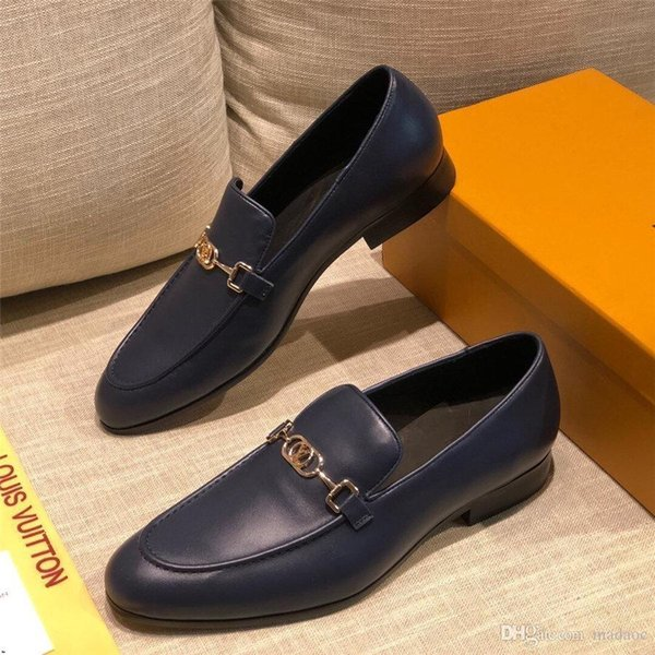 A8 Fashion Oxford Business Men Shoes Spring Autumn Leather High Quality Soft Casual Breathable Men s Flats Zip Shoes