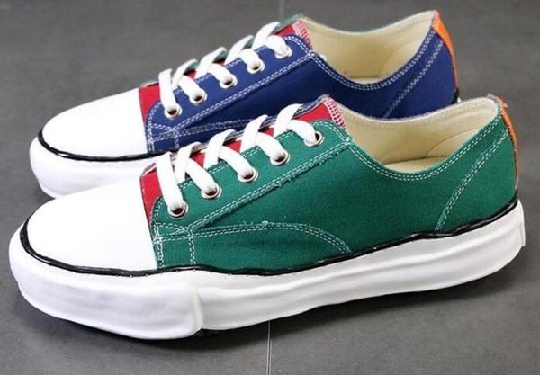 Zapatos para correr Mihara Maison Yasuhiro X Nigel Caburn, hombres Zapatos casuales de moda para mujer, zapatos para correr Cross Country On Cute Trail Track para hombre