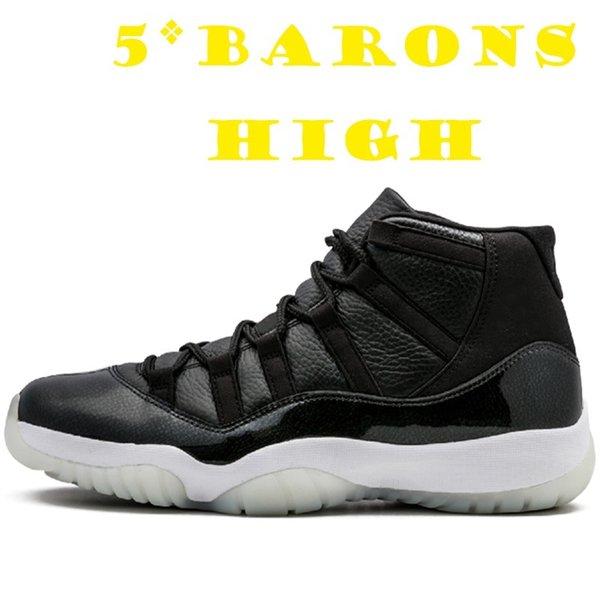 5 Barons high