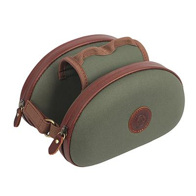 Tourbon Retro Bike Frame Tube Bag Bicycle Front Handlebar Pouch Carrier Green Waxed Canvas Waterproof Cycling Accessories