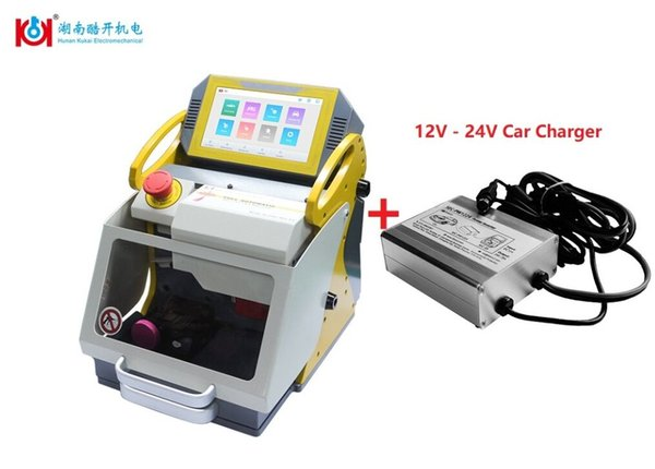 Top Original Free Shipping 2019 Version SEC-E9 Automatic Car Key Making Laser Key Cutting Machine For Sale