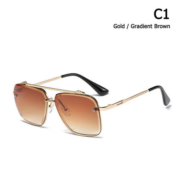 C1 Altın Kahverengi