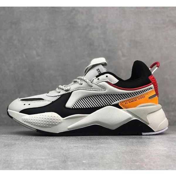 puma 2019 juguetes Do The Old RS X Reinvention Mens zapatillas Cool negro blanco Moda Creepers papá Hombres Mujeres causal Entrenador deportes