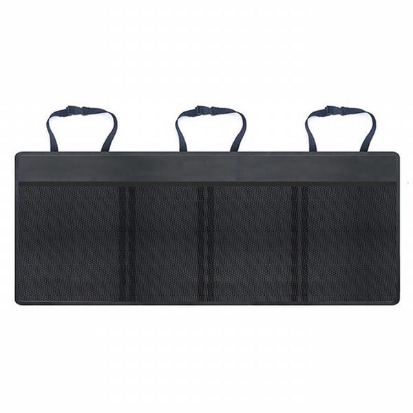 Urijk Car Trunk Organizer Adjustable Backseat Storage Bag Multi-use Oxford Automobile Seat Back Organizers Universal Pocket