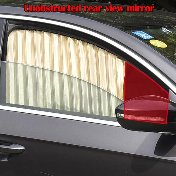 Janela do carro Toldo Universal Auto Sun Sombra Cortina Da Janela Magnética Toldo Capa Proteção UV Cortina Do Carro Acessórios