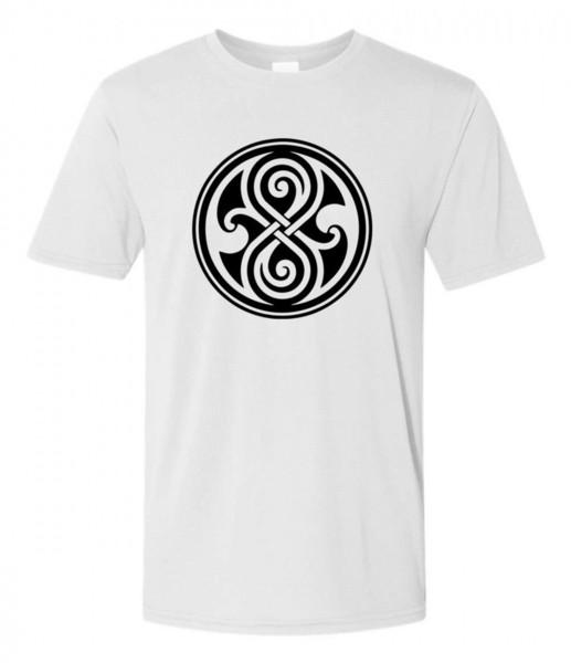 Gallifrey Universidade Dos Homens Engraçado Novo Branco Cinza Preto Camisa Do Presente Frete Grátis Engraçado frete grátis Unisex Casual Tshirt top