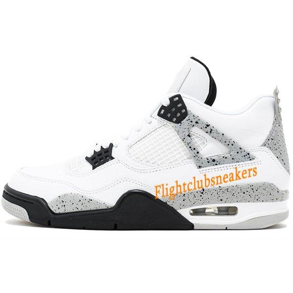 #10 White Cement