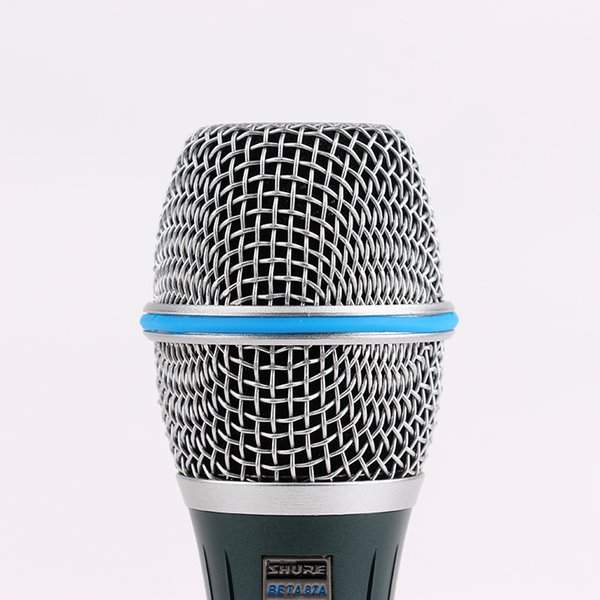 Microfono Professional Beta87 Wired Handheld Vocal Dynamic Karaoke Microphone For Beta 87C BETA87A BETA 87 A Mic Microfone