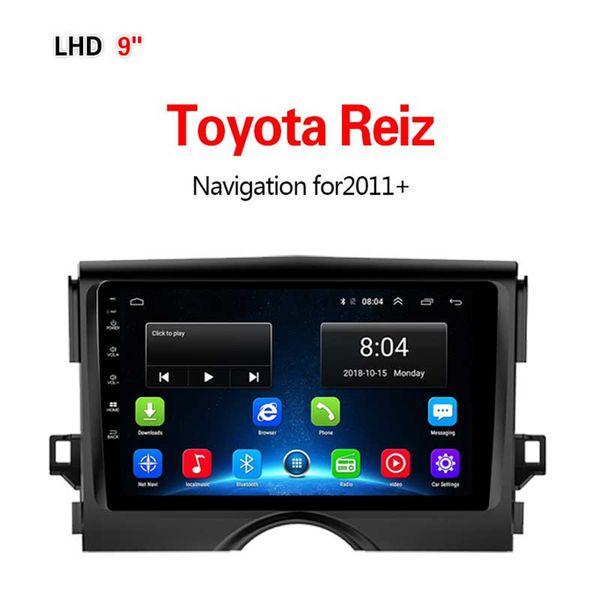 Lionet di navigazione GPS per auto Reiz 2011+ 9Inch LT1010Y