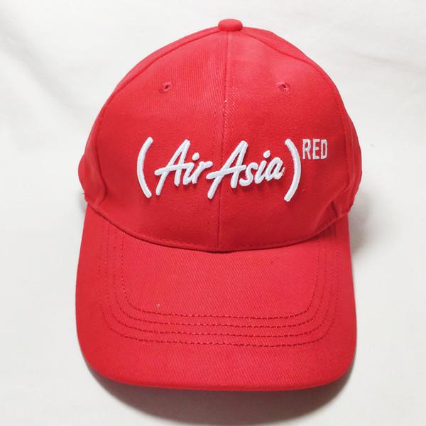 AirAsia aerolíneas vías respiratorias Cap de aviador cabina de piloto con tripulación de vuelo amantes AirAsia