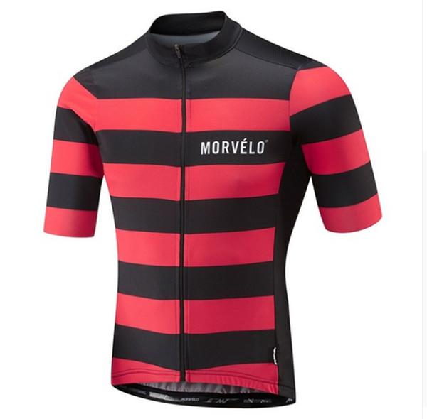 2019 Real Quick Dry Vélo Jersey D'été À Manches Courtes VTT Vélo Vélo Vêtements Ropa Maillot Ciclismo Hombre Vélo Vêtements